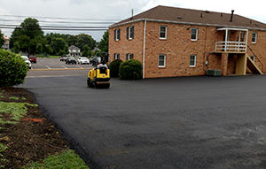 La Plata Parking Lot Asphalt Paving