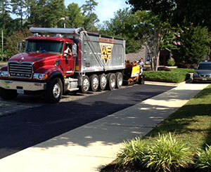 Southern Maryland Commercial Paving