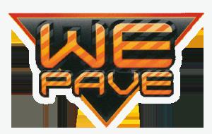 We Pave Maryland logo